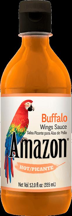 Salsa Buffalo wings 12 oz