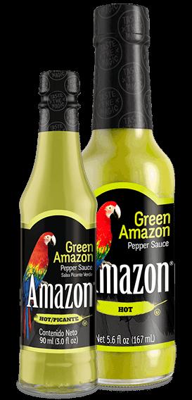 salsa amazon verde