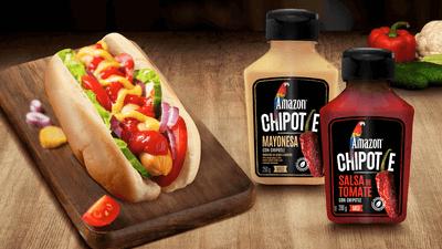 receta hotdog